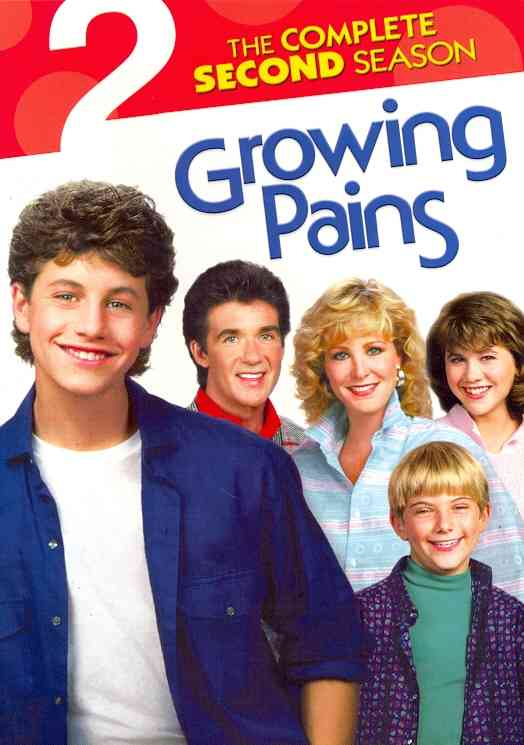 GROWING PAINS:COMPLETE SECOND SEASON BY GROWING PAINS (DVD)
